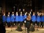 Koncert finałowy warsztatów A'cappella Gospel (02.2015)