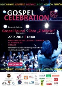 Gospel Celebration - A3 - Katowice